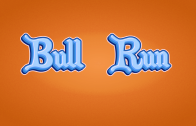 Bull Run Typing Game