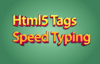 Html5 Tags Speed Typing Game