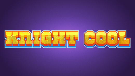 Knight Cool Typing Game