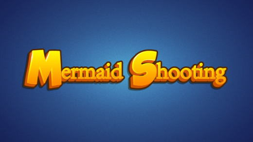 Mermaid Shooting Words Typing Game