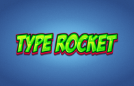 Type Rocket Game