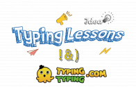 Typing Lessons: !, ), Symbol Lesson