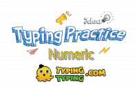 Words Per Minute Typing Test