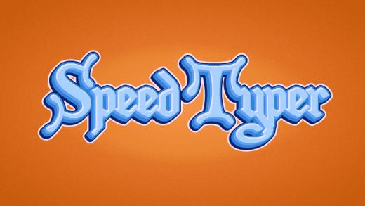 Speed Typer